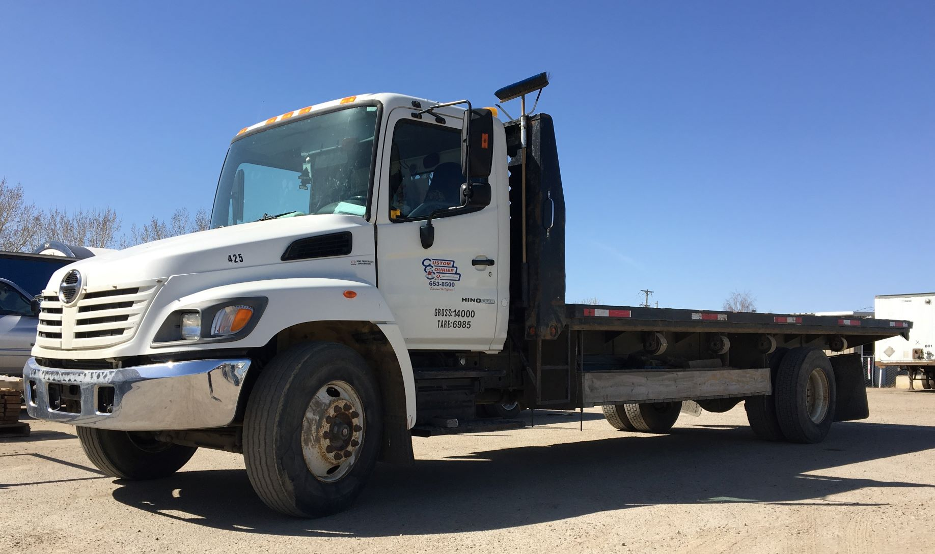 3 ton flat deck April 2018 resize