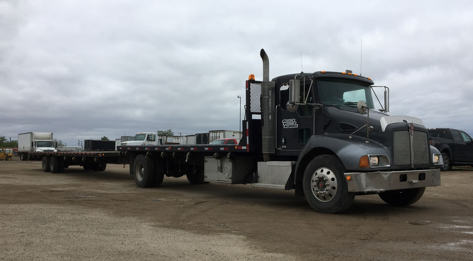 407 with trailer resize