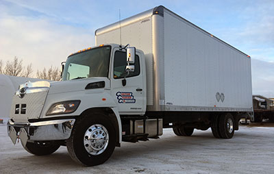 three ton van